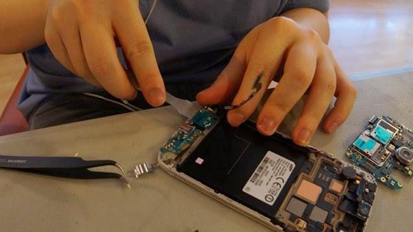 تصليح هاتفك الايفون بالكويت